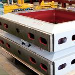 High Quality Ductile Iron /Grey Iron Foundry Casting Mould Box