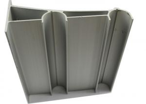 China Corrosion Resistance , Anodized Aluminum Profiles For Oven Aluminium Round Tube on sale