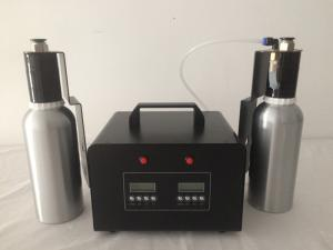 China 10000m³ Black Metal Portable HVAC Scent Diffuser With 2 Setting Program on sale