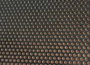 China Rond Hole Perforated Metal Sheet , 1.8mm Diameter Perforated Aluminum Screen on sale