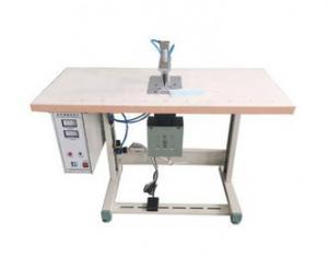 China 220V Ultrasonic Spot Welding Machine For Non Woven Mask / Cap / Shoe Bag Making on sale