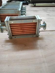 China Aluminum Bearing Oil Cooler Forced Air Cooler For Numerical Control Machine Tool on sale