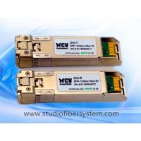 10KM dual 1310nm 10G SFP+ Transceiver module applied in Telecommunications room,data center ,DVI,HDMI fiber converter