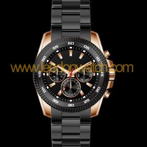 China 2014 new hot selling men quartz stainless steel watches on sale