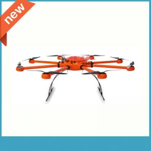 China Full Color Power Line Inspection UAV With Wireless Loudspeaker System Bat-E8 on sale