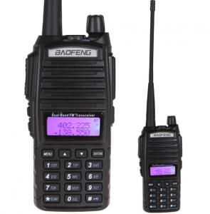 China Wireless Communication Dual Band Two Way Radio , Handy Frs Walkie Talkie on sale