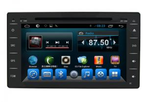 China Android 4.4 TOYOTA GPS Navigation Car FM Radio DVD Player Hilux 2016 2017 on sale