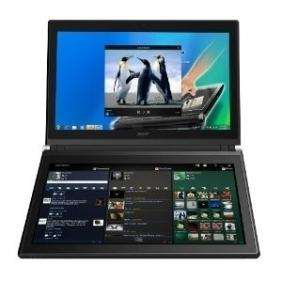 China wholesale Acer Iconia-6120 14-Inch Dual-Screen Touchbook on sale