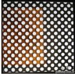 vidrio revestido de cerámica del esmalte del tamaño del minuto de 300m m * de 300m m sin el descoloramiento del color