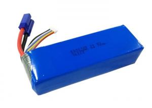 China 30C 3700mAh 14.8 V Polymer Li Ion Battery Pack For Jump Starting Cars on sale