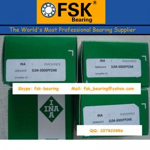China Full Complement Cylindrical Roller Bearings INA SL045006-PP2NR SL045005-PP2NR on sale