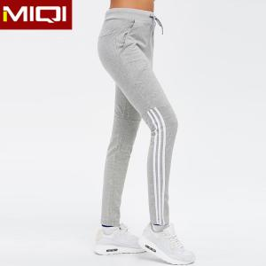 China cttc Gray Ladies Running Women Athletic Joggers on sale