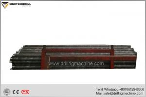 China Mineral Exploration Wireline Core Drilling Tool Steel Drill Rod , Rock Drill Rods on sale