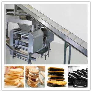 China SAIHENG Fruity cookies biscuit production line cookies biscuit making machine on sale