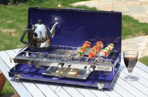 China High quality portable 3 triple burners stove on sale