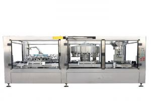 China Automatic Bottle Filling Machine , Beverage Production Equipment ISO Approved on sale