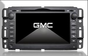China GMC Yukon Suburban Silverado Sierra Audio Car / Automobile DVD GPS Players GMC-707GD on sale