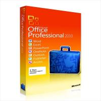 Microsoft Office 2010 Professional Product Key Code DVD / Microsoft Office License Key