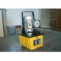 Electric Motor Driven Hydraulic Oil Pump , DYB-63A Hydraulic Electric Pump