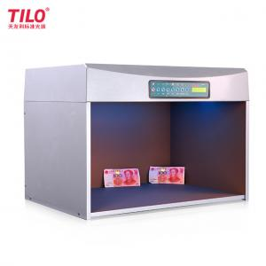 China Color Quality Control Light Box Color Assessment Cabinet T60+ With 6500k Color Temperature on sale