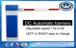 Automatic Boom Barrier DC Brushless Motor Parking Boom Gates