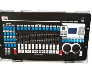 China High Function DMX LED Light Controller , DMX Controller For Moving Heads on sale