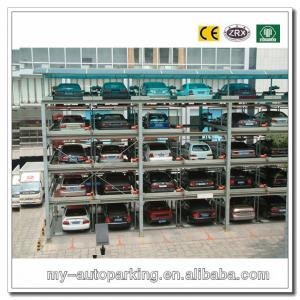 China Smart Car Parking System Mechanical Smart Car Parking System Smart Parking Assist System on sale