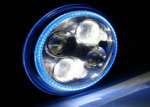 China Osram LED Headlights For Harley Davidson Motorcycles Suzuki BMW Yamaha Moto on sale