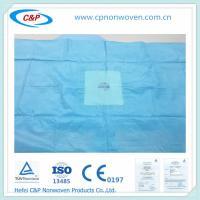 Surgical drape pack standard basic universal set with extremity drape sheet