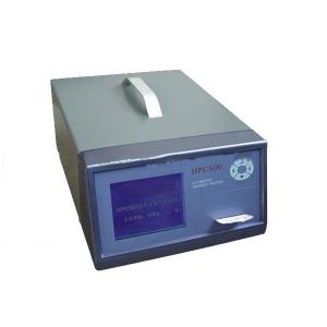 China auto exhaust emission analyzer, gas detector HPC500 on sale