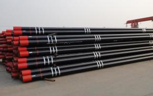 China Black Paint Surface Carbon Steel Seamless Pipe 11MnNi5-3/1.6212ASME B36 Round Shape on sale