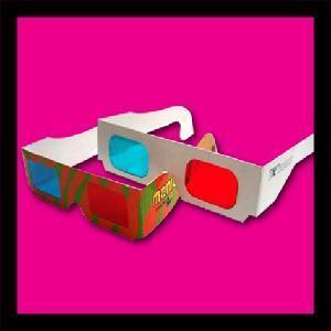 China 3D Paper Glasses (GF-PG06) on sale
