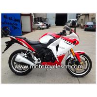 Honda CBR 250 Road Racing Water-Cooled Red White Drag Racing Motorcycles With 4 Stroke