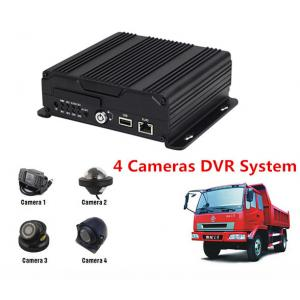 China 1280 x 720 P Linux OS AHD 3G SD Card Mobile DVR for Bus Truck Surveillance on sale