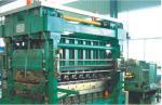 Máquina del nivelador de 19 rollos