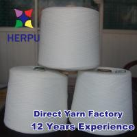 China 12cones/PP woven bag polyester yarn from Shijiazhuang China on sale