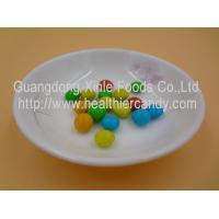 China Habas del chocolate del cacao de la fermentación las mini personalizaron los caramelos con color disponible on sale