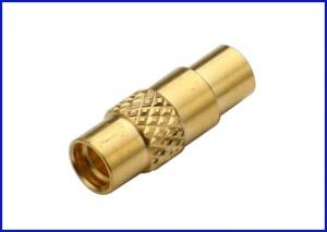 China Coaxial welding mmcx RF connector straight female connector UT047 on sale