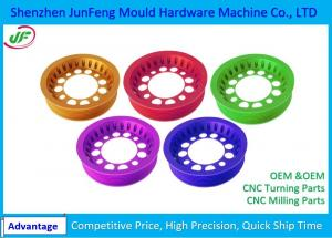 China Customized CNC Spare Parts Aluminum 6061 6063 Anodizing Machining Service on sale