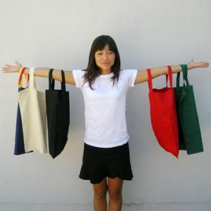 China Bio-degradable pastic packaging bag on sale