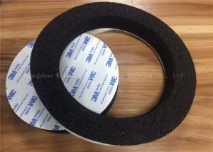 China High Density Sound Absorption Material Black Rubber Foam Loudspeaker Sound Insulation on sale