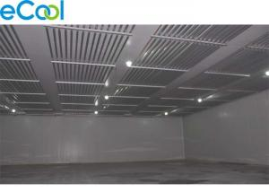 China Energy Saving Cold Food Logistics , XPS Board Refrigerated Storage Units on sale