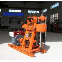 Drilling Rig Machine Used Hollow Stem Auger For Soil Sampling And Ground Water Monitoring