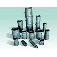 Gray Color Silicon Carbide Tube , SIC Tube iSiC / Basic Material Thermal Shock Resistant