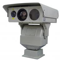 China FCC PTZ infrared Night Vision Camera , Railway Long Range Surveillance Camera on sale