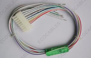 China LED Light Electrical Wiring Harness Custom Cable Assemblies , Wire to Wire on sale