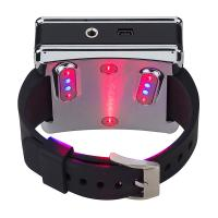 Low Level Laser Therapy Watch for High Blood Sugar Viscosity Cholesterol