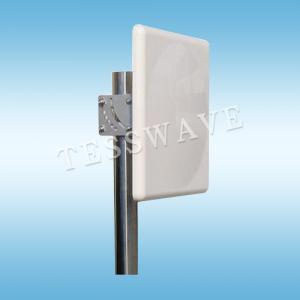 China Panneau 5.1-5.8GHz WLan 23dBi directionnel à gain élevé Antenne-extérieur de propulseur de WiFi de long terme on sale