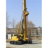 Hydraulic Piling Rig SINOVO TH60 Drilling Diameter 300MM