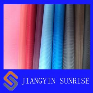 China Anti - Static 840D Oxford PU Coated Nylon Fabric Waterproof Ripstop Polyester Fabric on sale